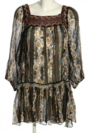 Free People Tunikabluse Blumenmuster Casual-Look