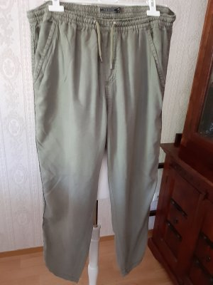 FREE/QUENT 7/8 Hose Kaki Causal-Look