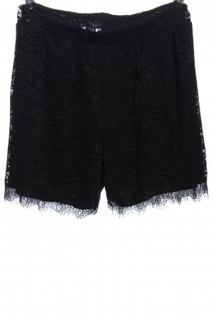FREE / QUENT Shorts schwarz Casual-Look