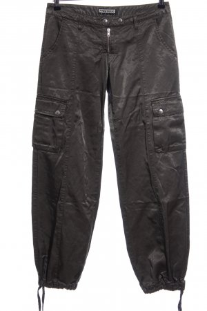 Free Soul Pantalon cargo bronze tissu mixte