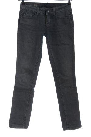 Free Soul Jeans a gamba dritta grigio chiaro stile casual