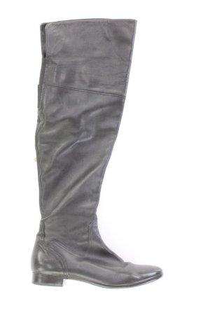 FREEFLEX Overknee Stiefel Größe 38 schwarz