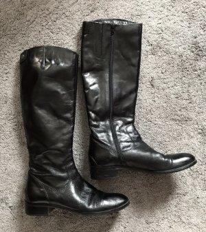 Freeflex Bottes d'hiver noir cuir