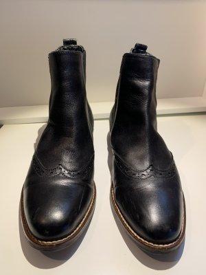 Freeflex Wciągane buty za kostkę czarny
