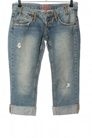 Freeman t. porter 3/4 Length Jeans blue casual look