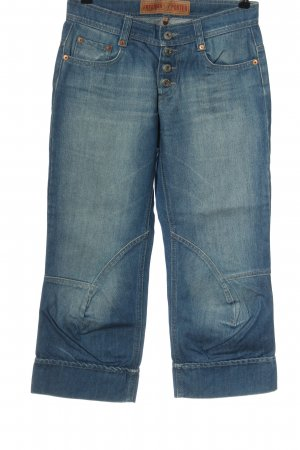 Freeman t. porter Jeans a 3/4 blu stile casual