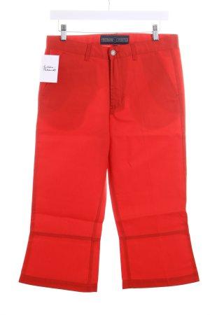 Freeman t. porter Bermuda rouge style décontracté