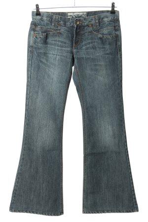 Freeman t. porter Jeans bootcut bleu style décontracté