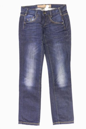 Freeman T. Porter Boot Cut Jeans Größe W28 blau