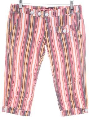 Freeman t. porter Pantalon capri motif rayé style décontracté