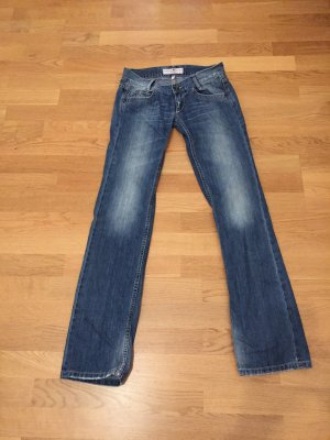 Freeman t. porter Jeans coupe-droite multicolore