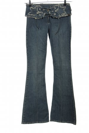 Freeman t. porter Low Rise Jeans blue casual look