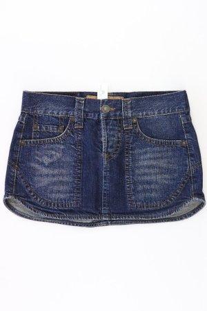 Freeman t. porter Gonna di jeans blu-blu neon-blu scuro-azzurro
