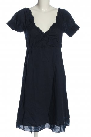Freeman t. porter Kurzarmkleid blau Casual-Look