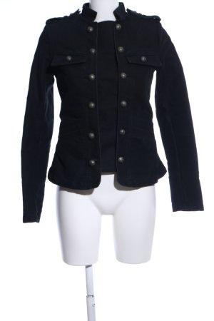 Freeman t. porter Naval Jacket black casual look