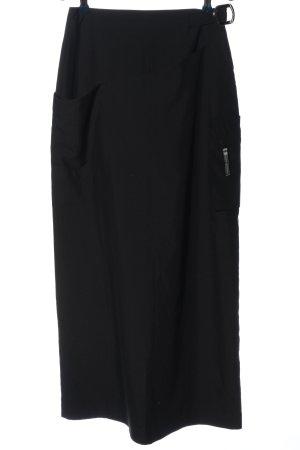 Freeman t. porter Jupe longue noir style décontracté