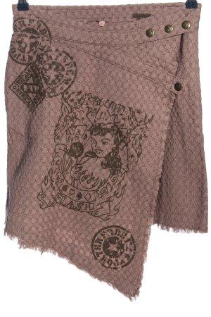 Freeman t. porter Minirock pink Motivdruck Casual-Look