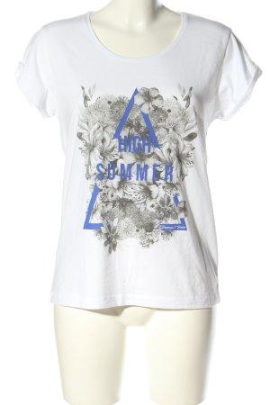 Freeman t. porter Print-Shirt Motivdruck Casual-Look