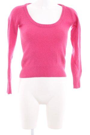 Freeman t. porter Rundhalspullover pink