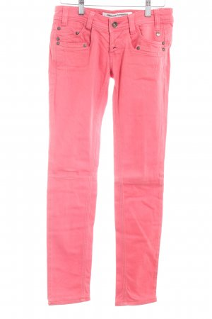 Freeman t. porter Jeans skinny rouge clair style décontracté