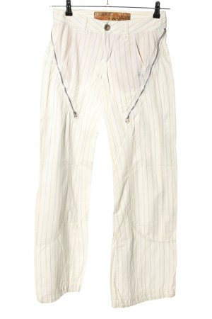 Freeman t. porter Pantalon en jersey motif rayé style décontracté