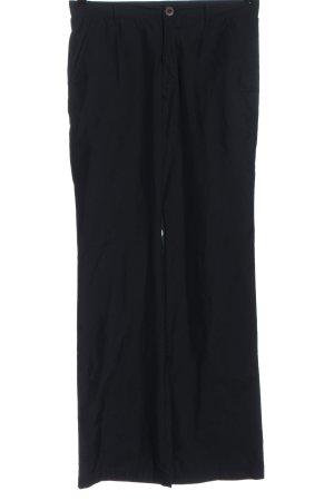 Freeman t. porter Pantalon en jersey noir style décontracté
