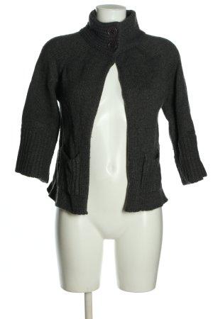 Freeman t. porter Veste en tricot gris clair style décontracté