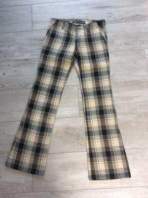 Freeman t. porter pantalón de cintura baja multicolor