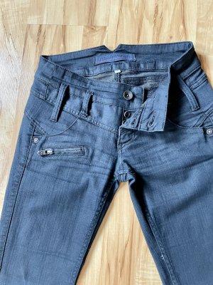 Freemant T. Porter Jeans bootcut noir