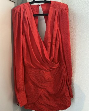 Free People Robe de cocktail rouge