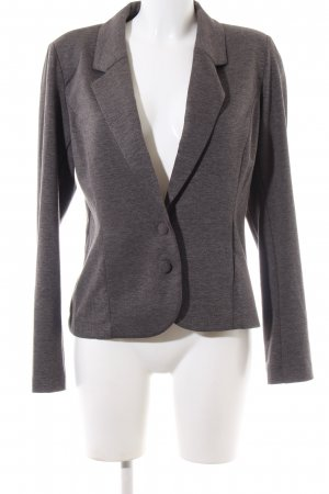 Freequent Jerseyblazer hellgrau meliert Business-Look