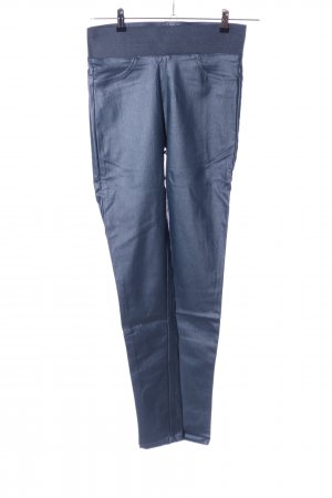 Freequent Leggings blau Casual-Look