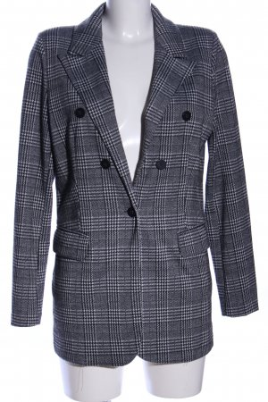 Freequent Long-Blazer Karomuster Business-Look