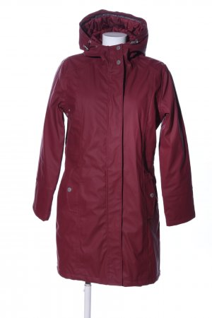 Freequent Winterjacke rot Casual-Look