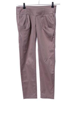 FREESIA collection Bundfaltenhose pink Casual-Look