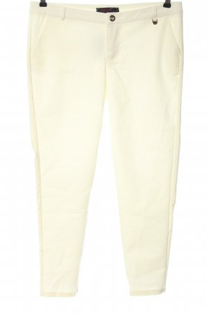 FREESIA collection Chinohose creme Casual-Look