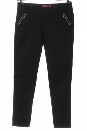 FREESIA collection Stoffhose schwarz Business-Look