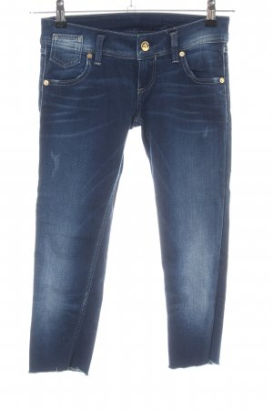 Freesoul 3/4 Jeans blau Casual-Look
