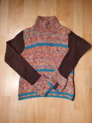 Freesoul Knitted Sweater multicolored