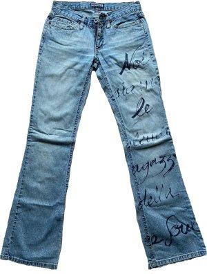 FreeSoul blaue Jeans