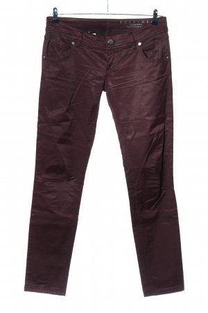 Freesoul Five-Pocket-Hose braun Casual-Look