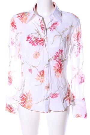 Freesoul Camicia blusa multicolore Cotone