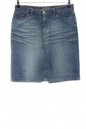 Freesoul Denim Skirt blue casual look