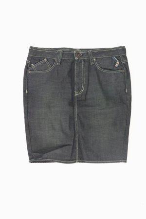 Freesoul Gonna di jeans multicolore Cotone