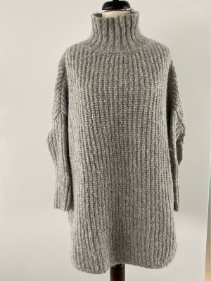 Freesoul Oversized Sweater multicolored wool