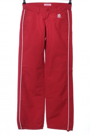 Freesoul Schlaghose rot Casual-Look