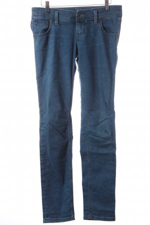 Freesoul Slim Jeans blau Casual-Look