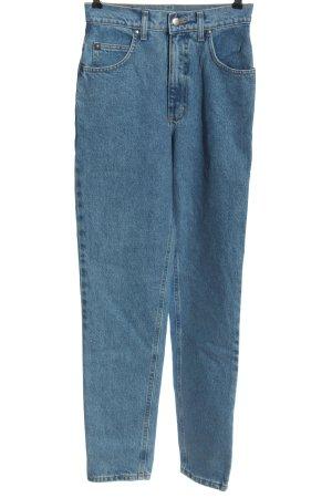 freeway High Waist Jeans blau Casual-Look