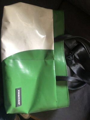 Freitag Torba shopper zielony