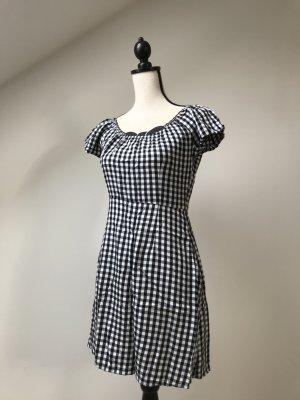 Freizeit-Kleid (kariert)